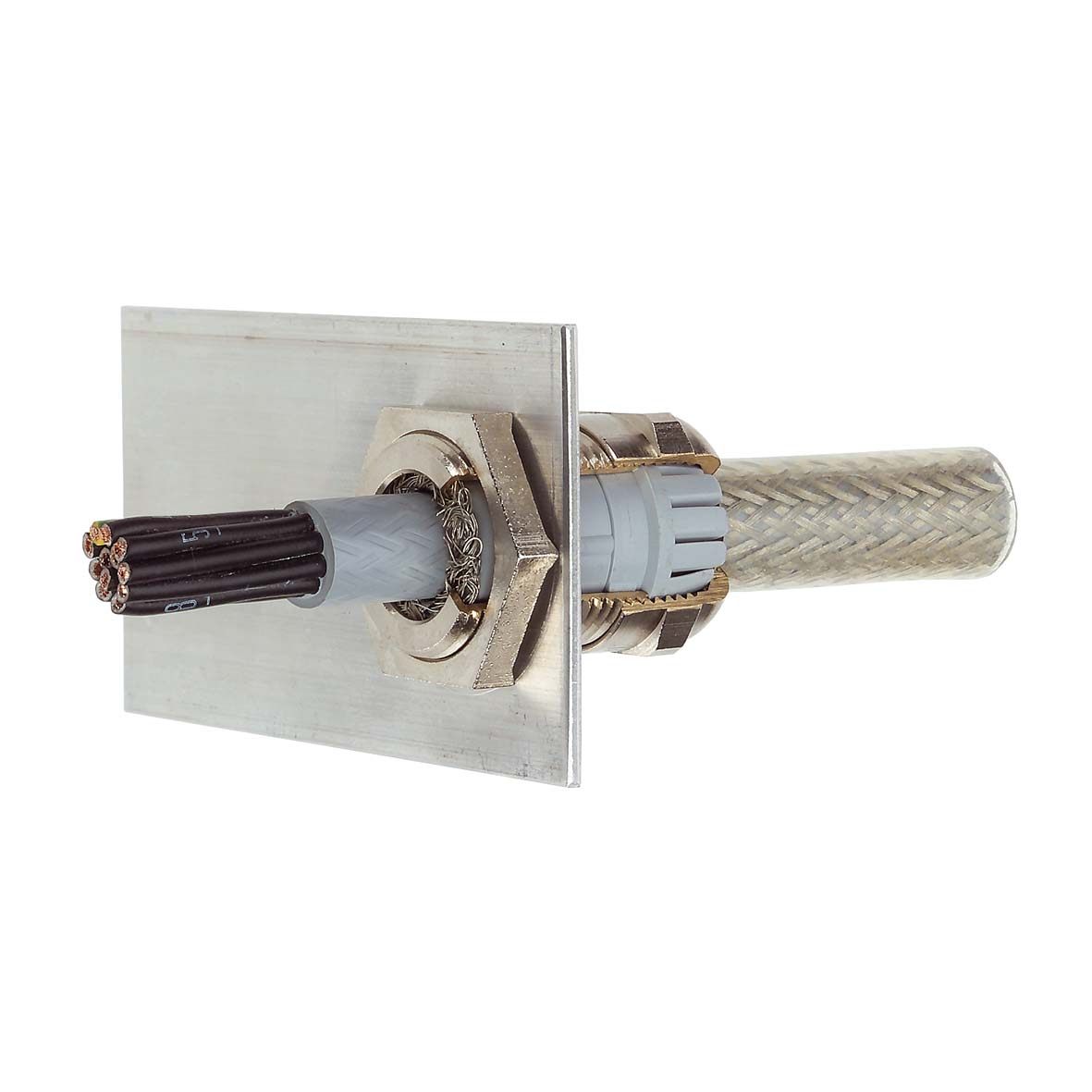 Cable Gland Stainless Steel Ip68 Emc Metric