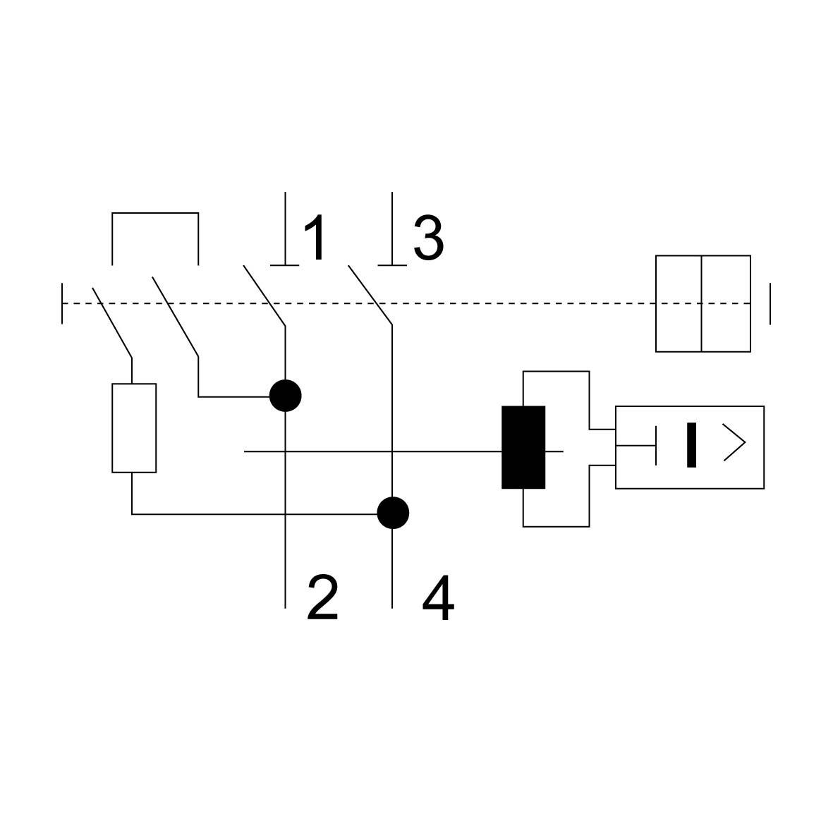 RCCB 2-pole Type A